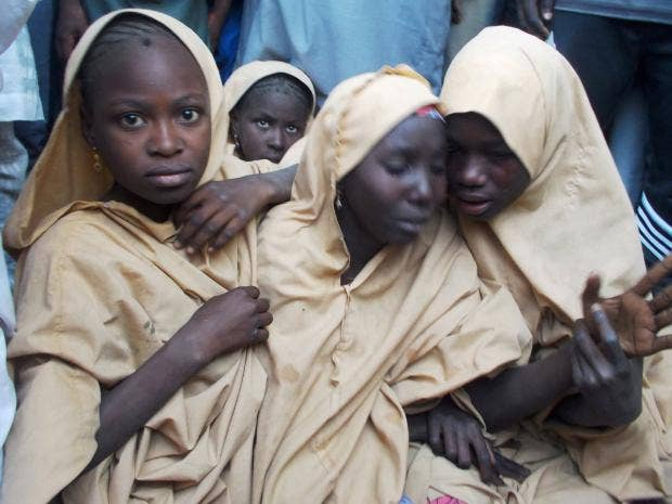 Boko haram nigerian schoolgirls kidnapped by islamist militants some publicscrutiny Choice Image