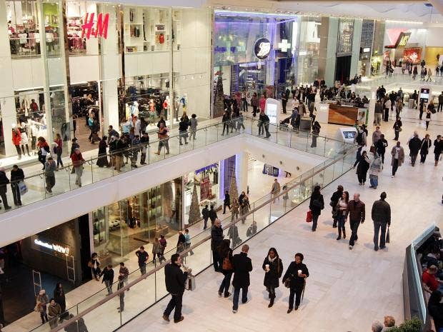 Police investigate 'suspicious vehicle' at Westfield ...