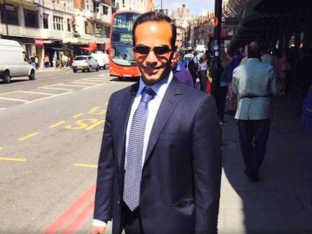 Trump officials encouraged George Papadopoulos to build 'partnership with  Russia' with TV interview, emails reveal