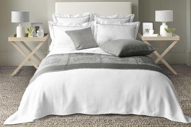 9 best bedding sets the independent. Black Bedroom Furniture Sets. Home Design Ideas