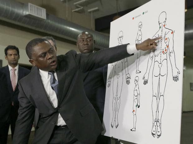 Stephon Clark: Medical examiner's report suggests 22-year ... Stephon Clark