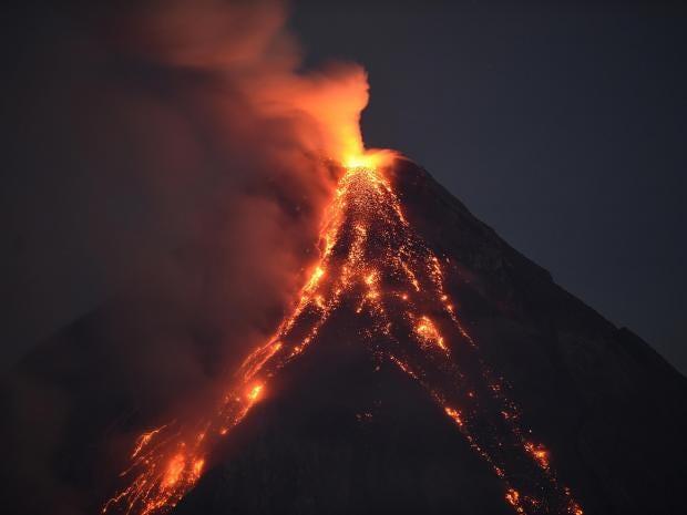 from Karter dating volcanic eruptions