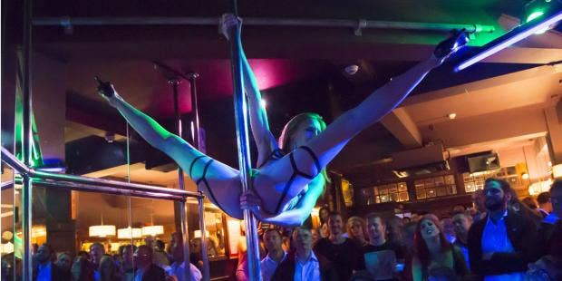Meet the stripper who's fighting to smash the stigma, shame and  exploitation faced by sex workers