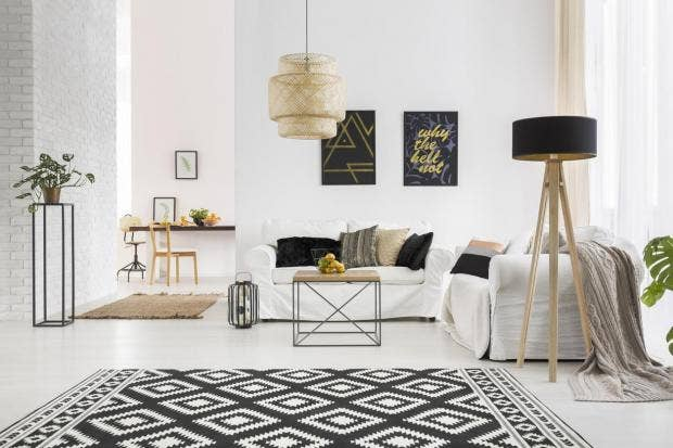 Interior Design About 10 simple ways to create a home environment according to an