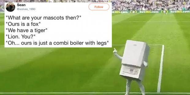 This team\'s new mascot is a boiler and the jokes are amazing | indy100