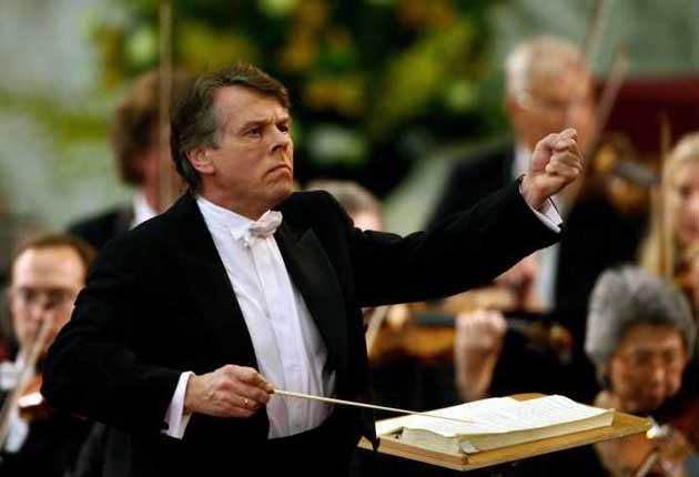 Mariss Jansons: Maestro with a mission
