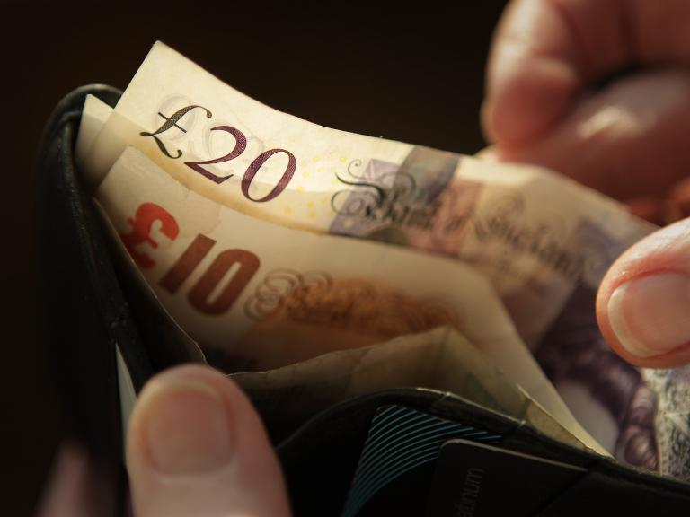 UK household financial worries ease despite the prospect of higher Bank of England interest rates