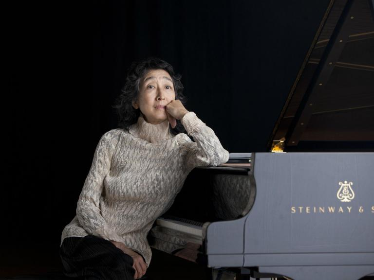 Mitsuko Uchida, Royal Festival Hall, review: Her playing has an inward quality, as though it is being heard in a dream