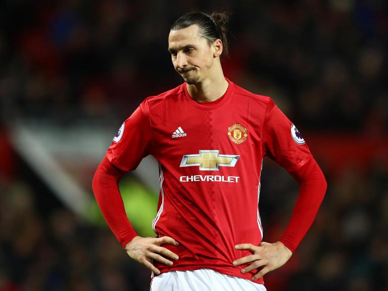 Image result for Underperforming players letting Mourinho down – Ibrahimovic