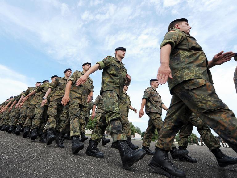 Pesco: Remaining EU countries agree plan to integrate their military forces after Brexit