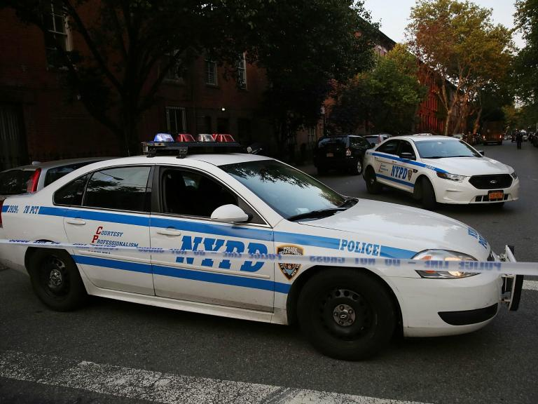 NYPD police officers say their rape accuser posted 'provocative selfie', making her claim 'dubious'
