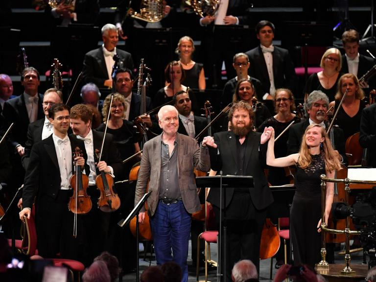 Prom 50, Royal Albert Hall, London, review: Nothing expected, that's for sure