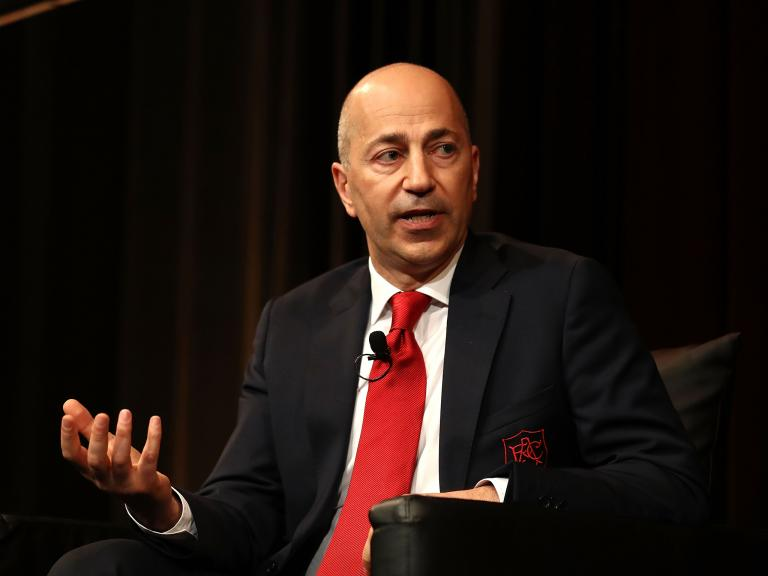 Ivan Gazidis points to Liverpool blueprint as AC Milan look to plot path back to the top