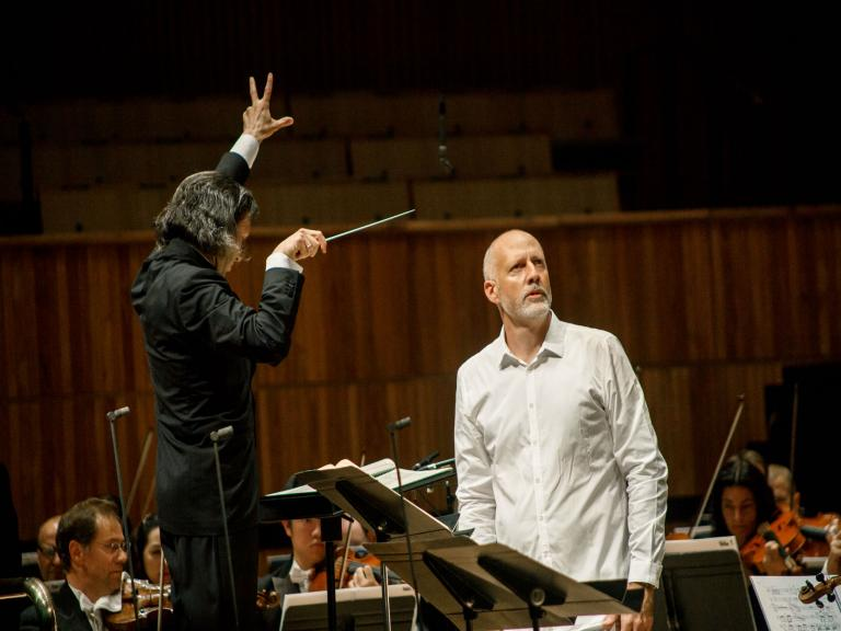 Oedipe, Royal Festival Hall, London: George Enescu's opera has a bewildering impact