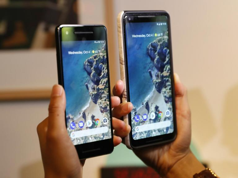 Pixel 2 XL: New Google phone has serious 'burn-in' problem that ruins screen, reviews claim