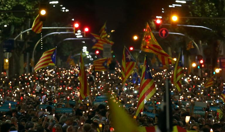 By refusing to address the Catalan crisis, the EU shows itself at its worst