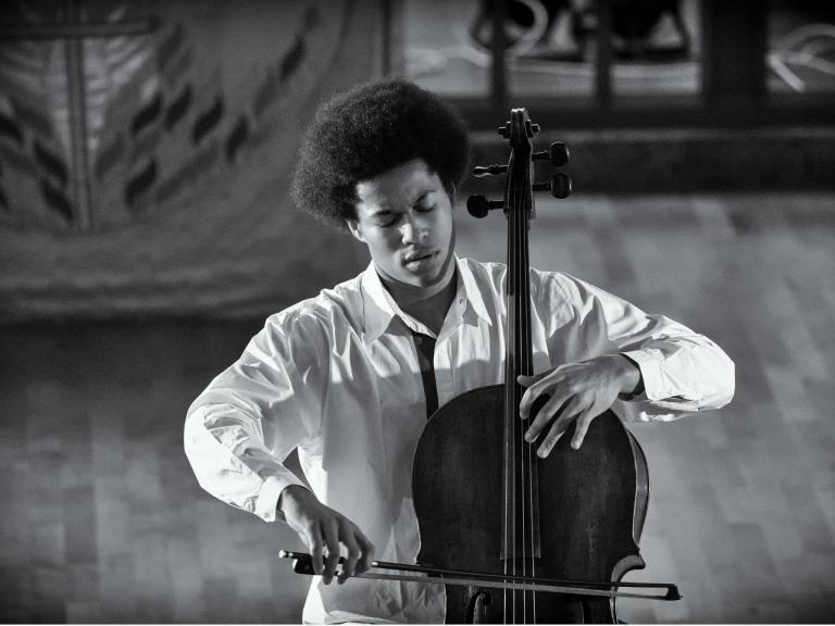 Sheku Kanneh-Mason/Isata Kanneh-Mason, King's Place, London, review: A star duo is born