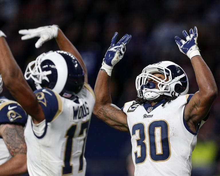 Third time lucky for LA Rams in London as Chargers shut out Broncos and Seahawks beat the Giants