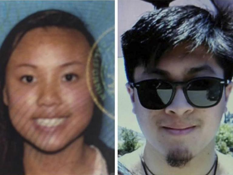 Missing California hikers found dead in each other's arms died in 'sympathetic murder-suicide'