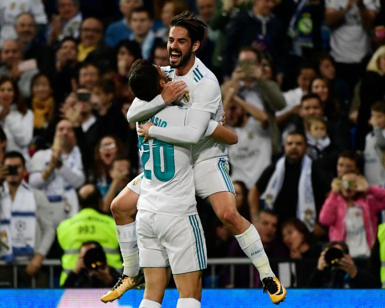Real Madrid keep in touch with Barcelona as Zinedine Zidane's calculated gamble pays off