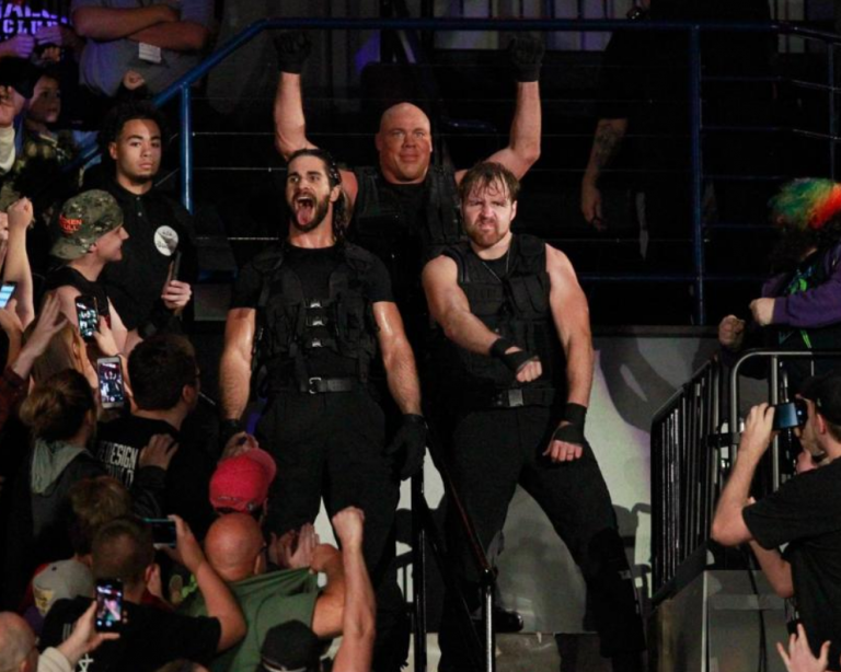 WWE TLC results: The Shield and Kurt Angle stand tall but Finn Balor and AJ Styles steal the show