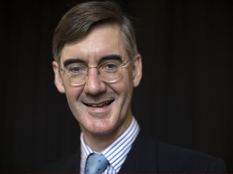 Jacob Rees-Mogg tells Tory MPs that voting against Budget to upset Philip Hammond 'deeply irresponsible'