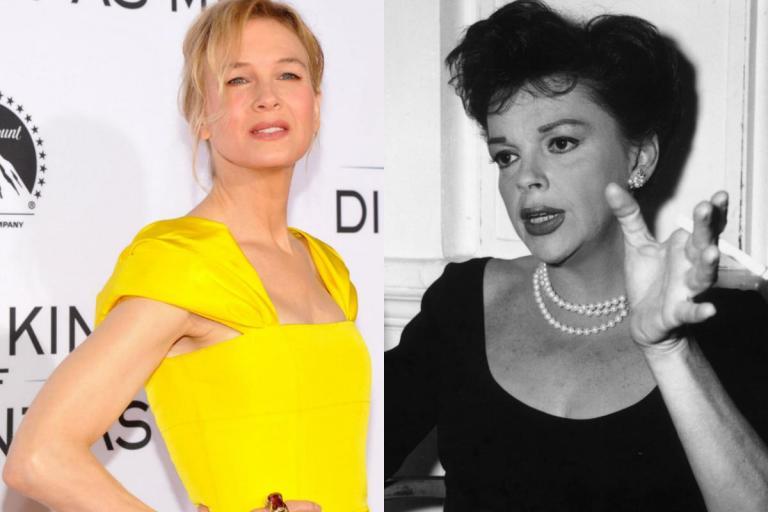 Renee Zellweger to play Judy Garland in new biopic