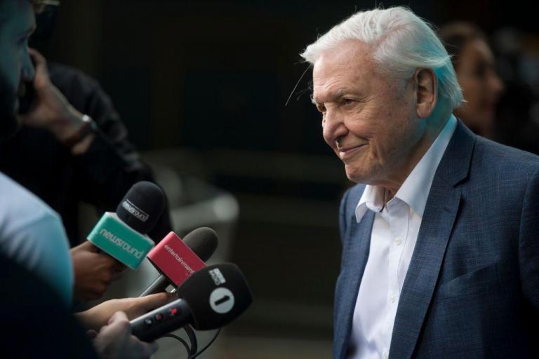 Sir David Attenborough: 'I see no reason whatsoever why I can't live past 100'