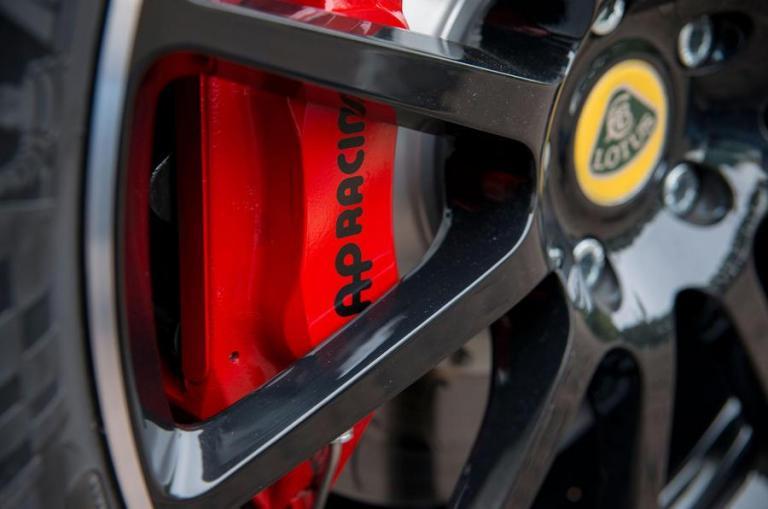 Meet the new Lotus Evora GT430