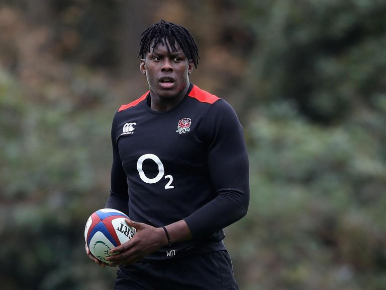 Maro Itoje set to recover from fractured jaw in time for England's Six Nations campaign