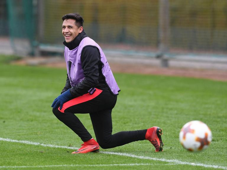 Can Alexis Sanchez play for Manchester United in this season's Champions League?