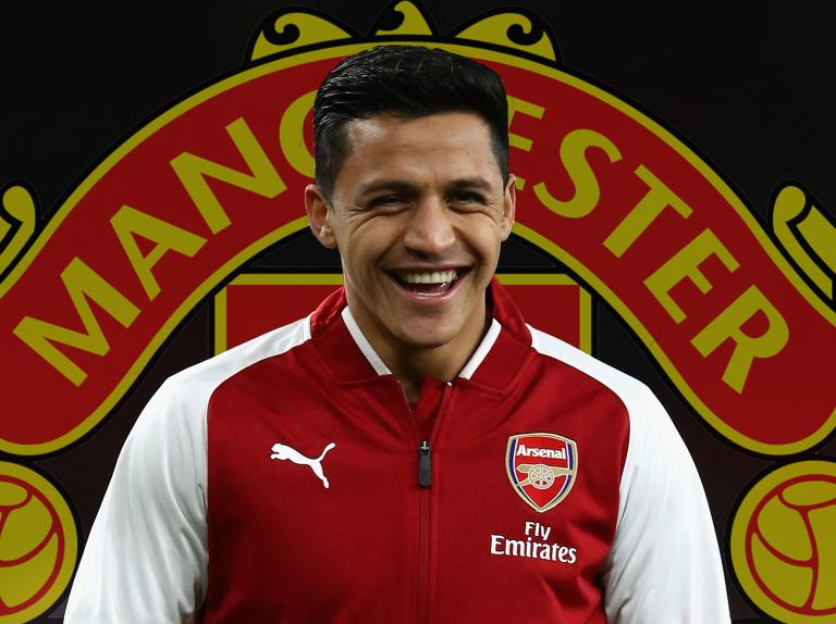 Alexis Sanchez takes parting shot at Arsenal critics before completing transfer to Manchester United
