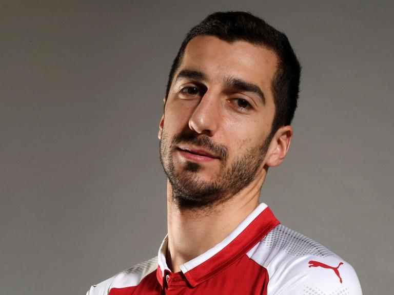 Henrikh Mkhitaryan describes switch from Manchester United to Arsenal as 'dream come true'