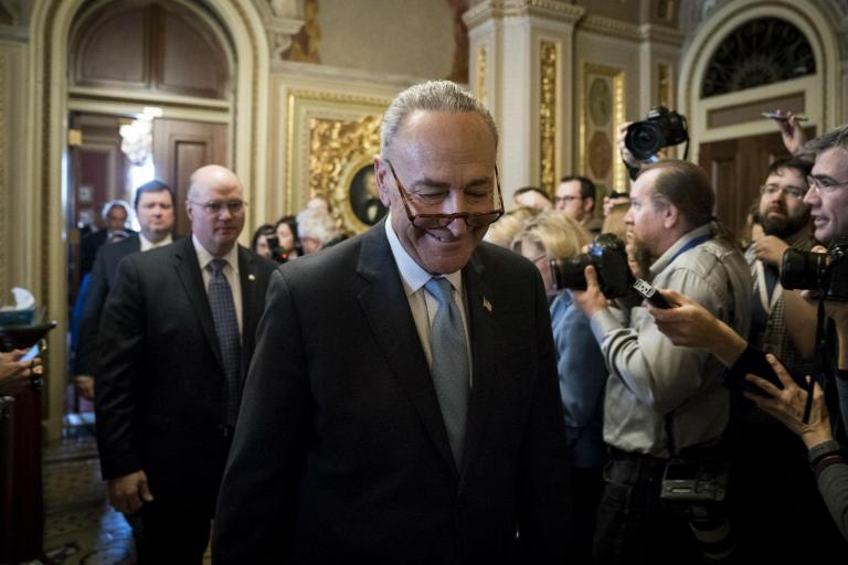US government shutdown vote: Senate reaches deal to pass spending bill, says Chuck Schumer