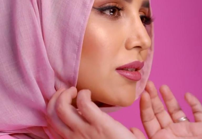 L'Oreal's first hijab-wearing model quits over her 'anti-Israel' tweets