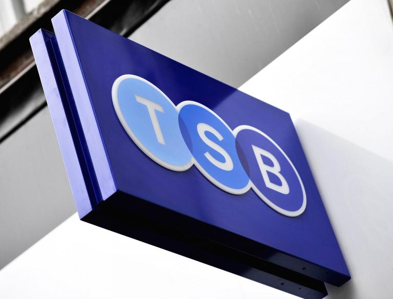 TSB apologises after customers complain of online banking 'data breach'