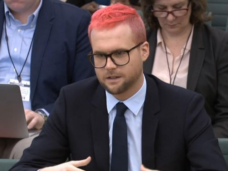Christopher Wylie hearing: Cambridge Analytica whistleblower to give evidence to US Congress over Facebook data breach