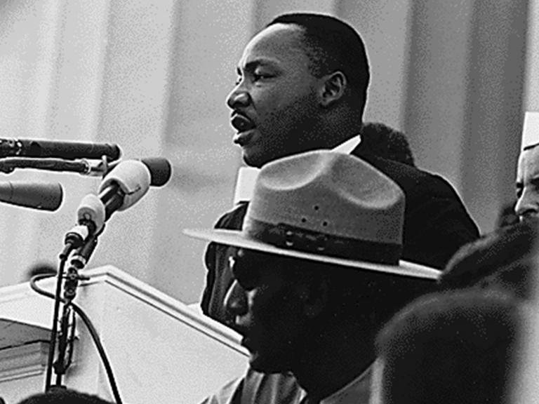 Watch Martin Luther King's iconic 'I Have A Dream' speech