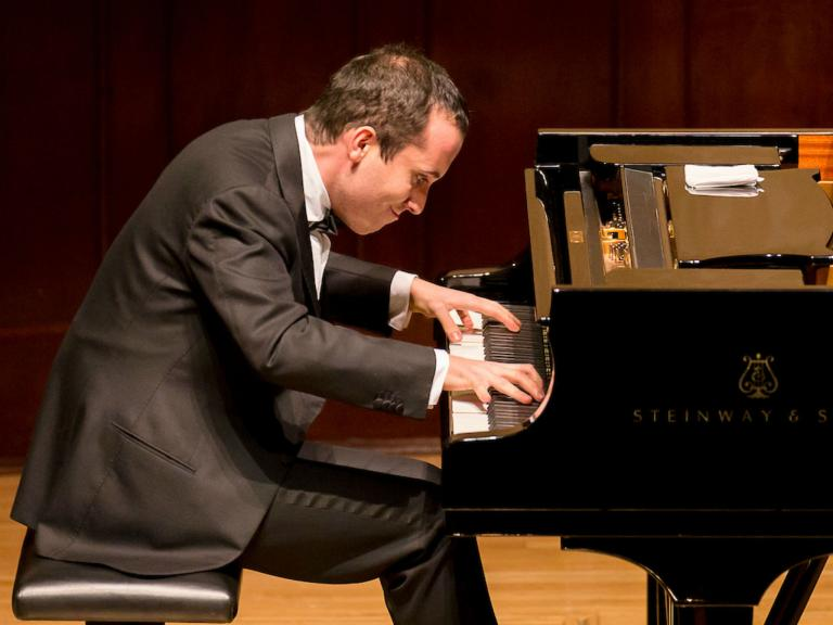 Igor Levit, Wigmore Hall, London, review: this recital is a hoot