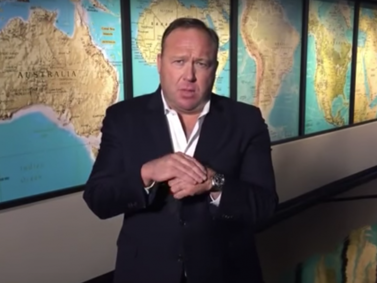 Alex Jones accused of destroying evidence in Sandy Hook defamation case after deleting videos