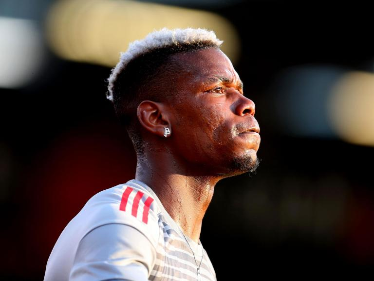 Paul Pogba has 'no problem' with Jose Mourinho and is not thinking about Manchester United exit