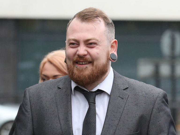 Man who taught girlfriend's pet pug dog to perform Nazi salutes fined £800