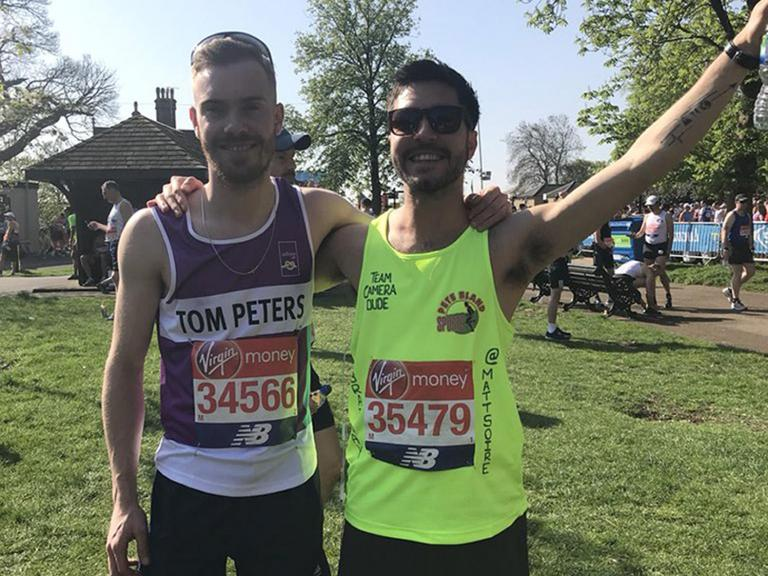 London Marathon death: Matt Campbell, aged 29, dies after collapsing at mile 22