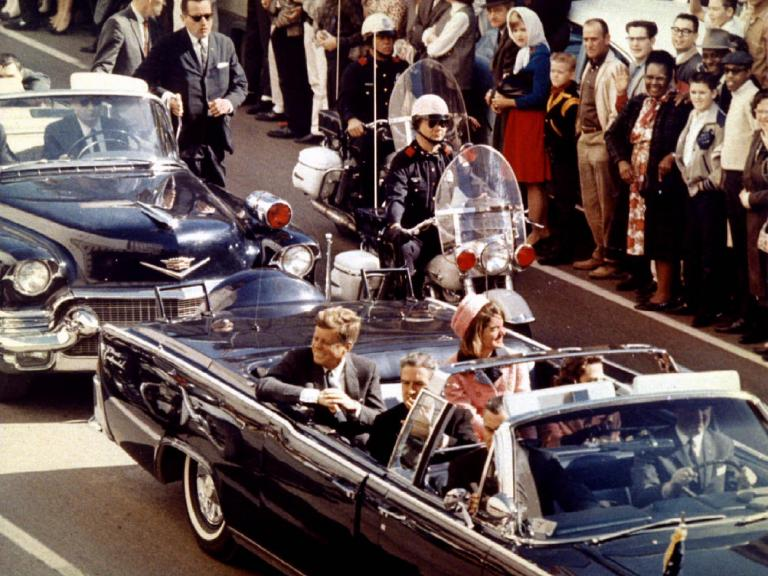 JFK assassination files: What does diplomat's suicide have to do with Lee Harvey Oswald?