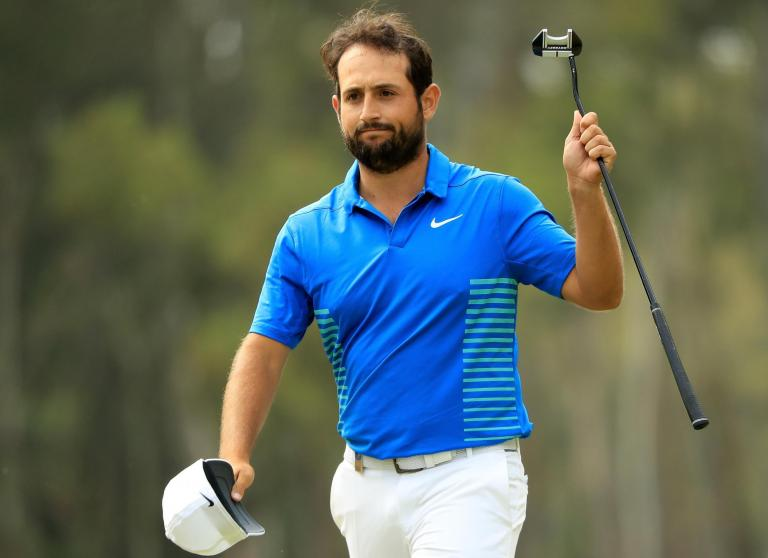 Alexander Levy could well be the French star this year's Ryder Cup needs