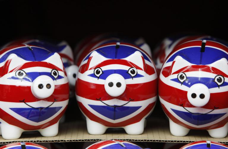 Coronavirus turns UK into a nation of savers
