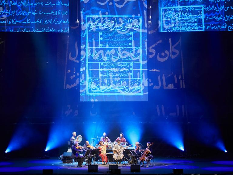 Aga Khan Master Musicians, Royal Albert Hall, London, review: A dazzling celebration of music from Islamic countries
