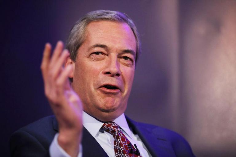 British doctors hit back at Nigel Farage in no-deal Brexit row