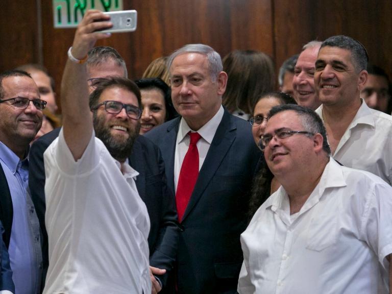 Netanyahu-israel-parliament-vote.jpg