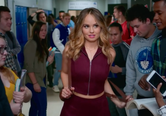 Insatiable lead actor Debby Ryan 'surprised' at backlash to Netflix series